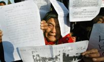 Chinese Regime Sweeps Up Petitioners, Dissidents, Before Party Congress