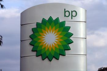 British energy giant BP has announced a 'giant' oil discovery in the Gulf of Mexico. (Paul Ellis/AFP/Getty Images)