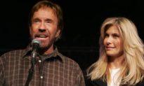 Chuck Norris Becomes Honorary Texas Ranger