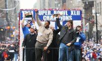 City to Host Giants Parade