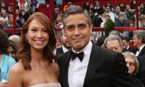 George Clooney's Red Carpet Ladies (Photos)