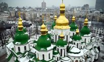 Historic Kyiv Threatened at Its Foundation