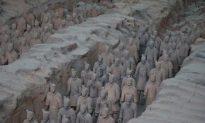 Qin Dynasty War in Terracotta on Display