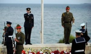 Gallipoli Retains its Significance