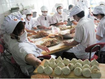 After several accounts of food poisoning in Japan, China's product safety and hygiene methods are questioned. (Jamie Squire/Getty Images)