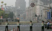 In Shanghai, Everyone Feels the Terror of the Olympics