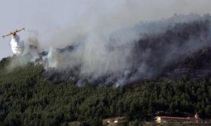 California Fires Under Control