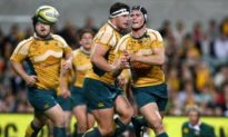 Talking Rugby-All Blacks Face Kiwi Genius