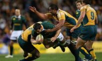 Wallabies Face Wounded 'Boks