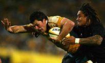 Talking Rugby-Wallabies Lead Tri Nations