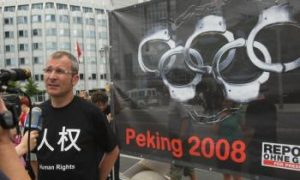 Press Freedom Group Airs Secret Radio as Olympics Begin