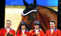 U.S. Takes Equestrian Show Jumping Gold
