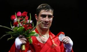 Irish Boxer Kenny Egan Fought Gallantly in his Light-Heavyweight Olympic Boxing Final in Beijing
