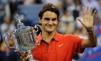 Federer Wins Fifth Consecutive U.S. Open