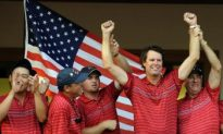 U.S. Takes Back Ryder Cup