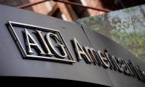 AIG Board Won't Sue U.S. Government Over Bailout