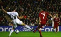 Keane, Gerrard Get the Monkey Off Their Backs