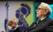 Lunch With Warren Buffett Fetches $2.63 Million