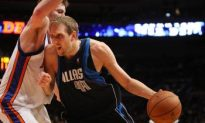 Nowitzki Named NBA Western Conference Player of The Week
