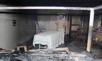 Hospital Fire Kills Five Infants in India