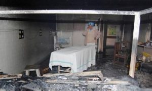 Hospital Fire Kills Five Infants in India