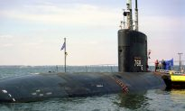 Navy's Submarine Building Plan Could Fall Short
