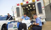Over Two-Thirds of Paramedics Abused on the Job
