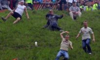 Global Dispatches: UK—Of River Surfing and Cheese Rolling
