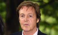 Paul McCartney Says 'No' to NASA