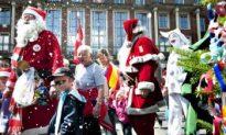 Denmark's Santa Claus Congress: Christmas in July