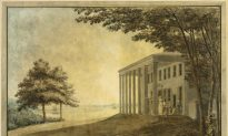 Watercolor Gifted to George Washington Returns to Mount Vernon