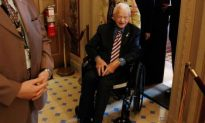 Senator Robert Byrd Dies at 92