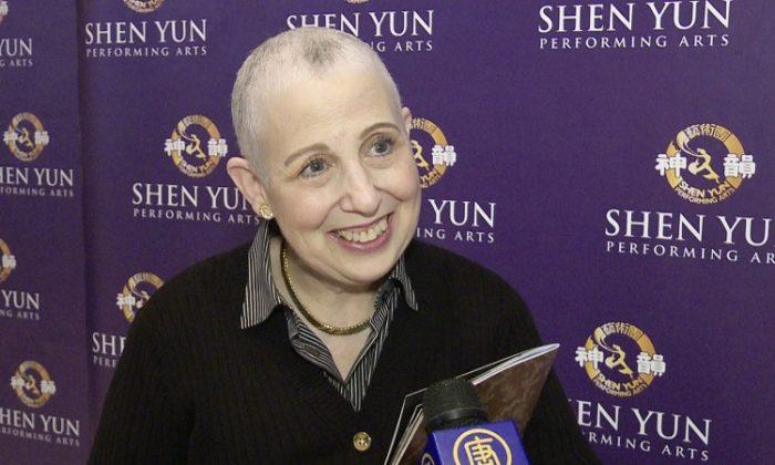"""I absolutely loved it,"" said philanthropist Jill Handelsman. ""It is visually beautiful."""