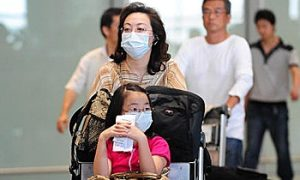 China Confirms First H1N1 Case