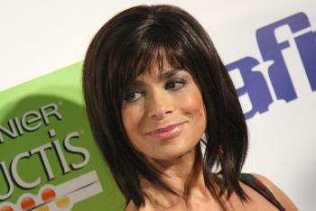 Paula Abdul attends an event in New York City September 17, 2009. (Jason Kempin/Getty Images)