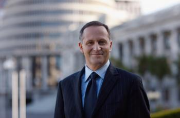 New Zealand Prime Minister John Key (Phil Walter/Getty Images)
