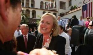 California Governor's Race: Whitman's Spotty Voting Record