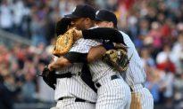 Yankees Get 100th Win, AL East, Sweep of Red Sox