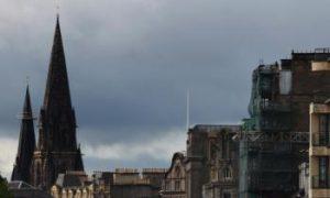 Edinburgh Trams Project Facing Derailment