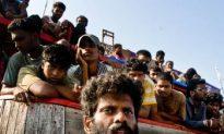 Australian Asylum-Seeker Standoff Ends