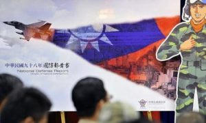 Taiwanese General Accused of Spying For the CCP