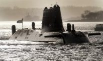 Nuclear Sub HMS Astute Runs Aground at Isle of Skye