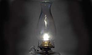 Old-Fashioned Oil Lamps