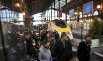 Blame Game Follows Eurostar Train Incident