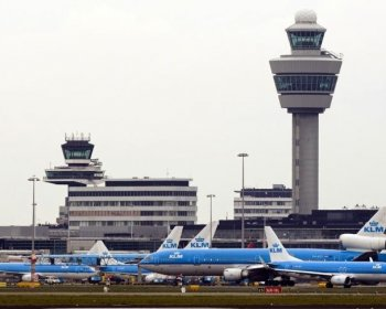 Amsterdam Airport Schiphol.  (Lex Van Lieshout/Getty Images )