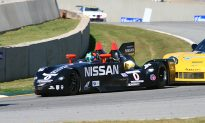 Rebellion Leads After Four Hours of Petit Le Mans