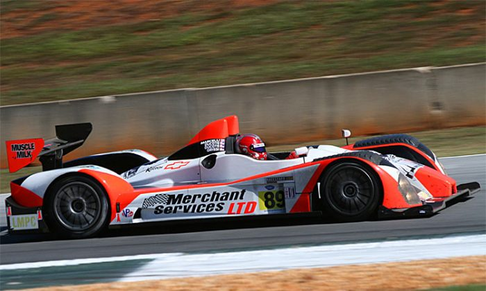 Merchant Service Racing is taking over the Intersport Orecas it previously sponsored. (James Fish/The Epoch Times)