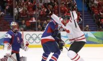 Canada Beats Slovakia 3-2, Sets Up Gold-Medal Match with U.S.