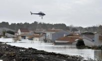 Xynthia Storm Hits France, at Least 50 Dead