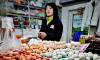 A 'Fifty Fen' Egg Causes Stir in China